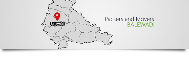 Packers and Movers Balewadi Pune